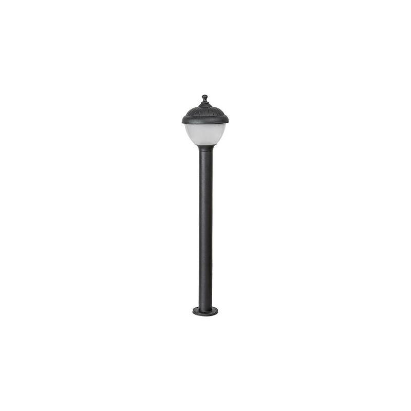 Rábalux Modesto 7676 kültéri állólámpa fekete fém E27 1x MAX 40 E27 1 db IP44