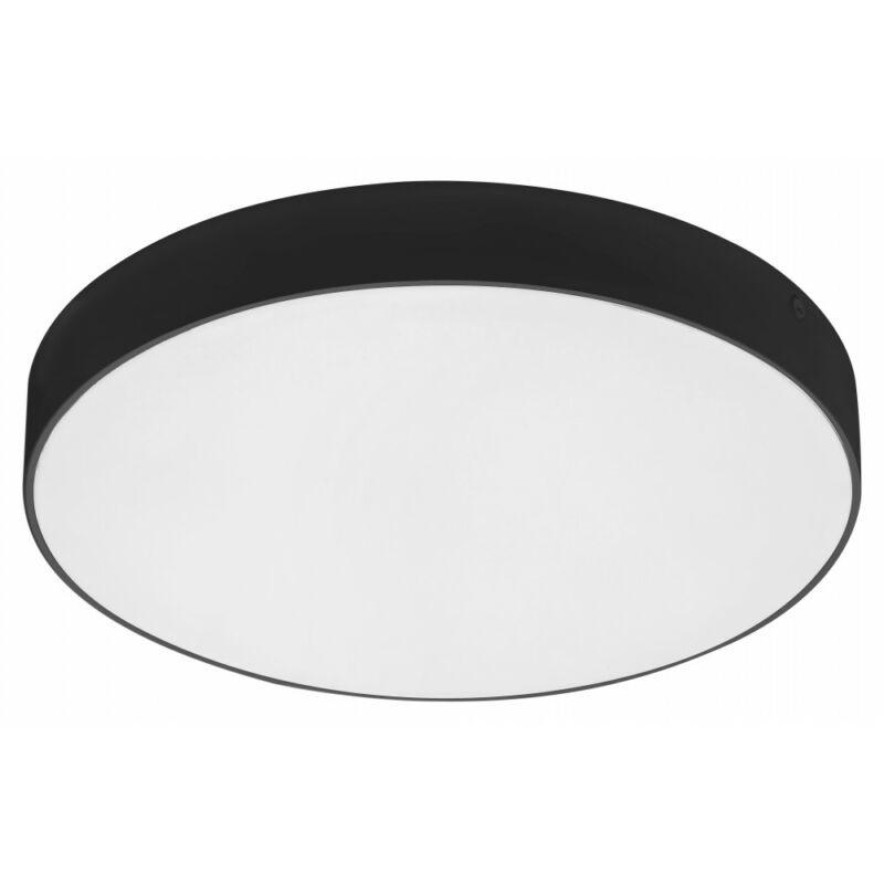 Rábalux Tartu 7897 kültéri mennyezeti lámpa matt fekete alumínium LED 18 1800 lm 2800-6000 K IP44 F