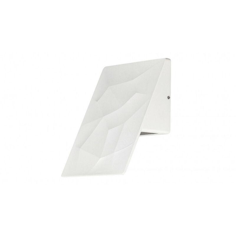 Rábalux Nancy 8109 kültéri falikar fehér alumínium LED 8,5 550 lm 4000 K IP44 A+