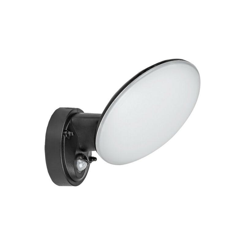 Rábalux Varna 8135 mozgásérzékelős fali lámpa fekete műanyag LED 12 720 lm 4000 K IP54 A