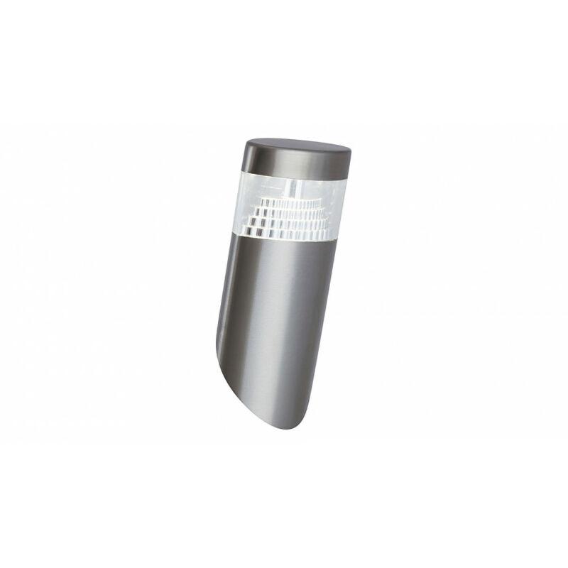 Rábalux Detroit 8141 kültéri falikar szatin króm rozsdamentes acél LED 6 450 lm 4000 K IP44 A+