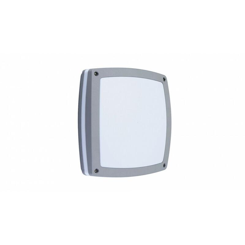 Rábalux Saba 8188 kültéri mennyezeti lámpa ezüst fém E27 2x MAX 60 E27 2 db IP54