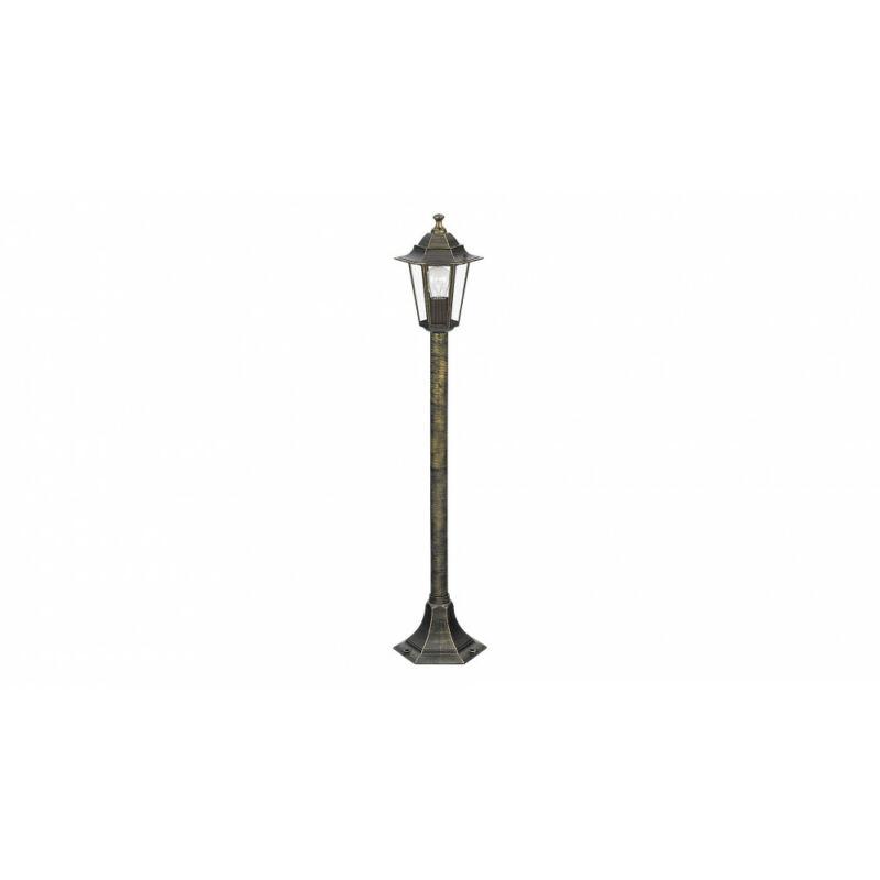 Rábalux Velence 8240 kültéri fali lámpa antik arany fém E27 1x MAX 60 E27 1 db IP43