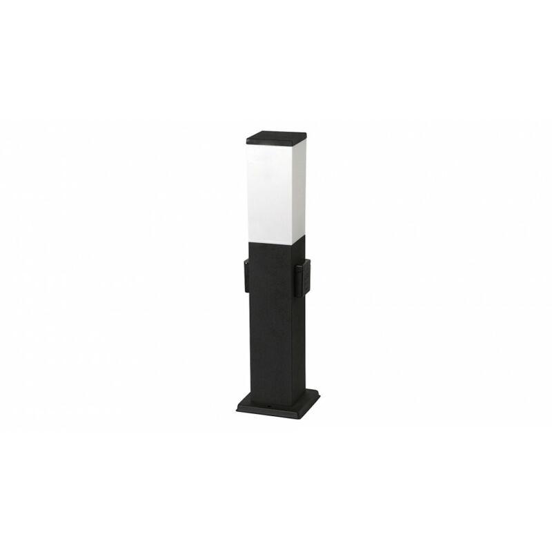 Rábalux Bonn 8339 kültéri dugalj matt fekete fém E27 1x MAX 60 E27 1 db IP44