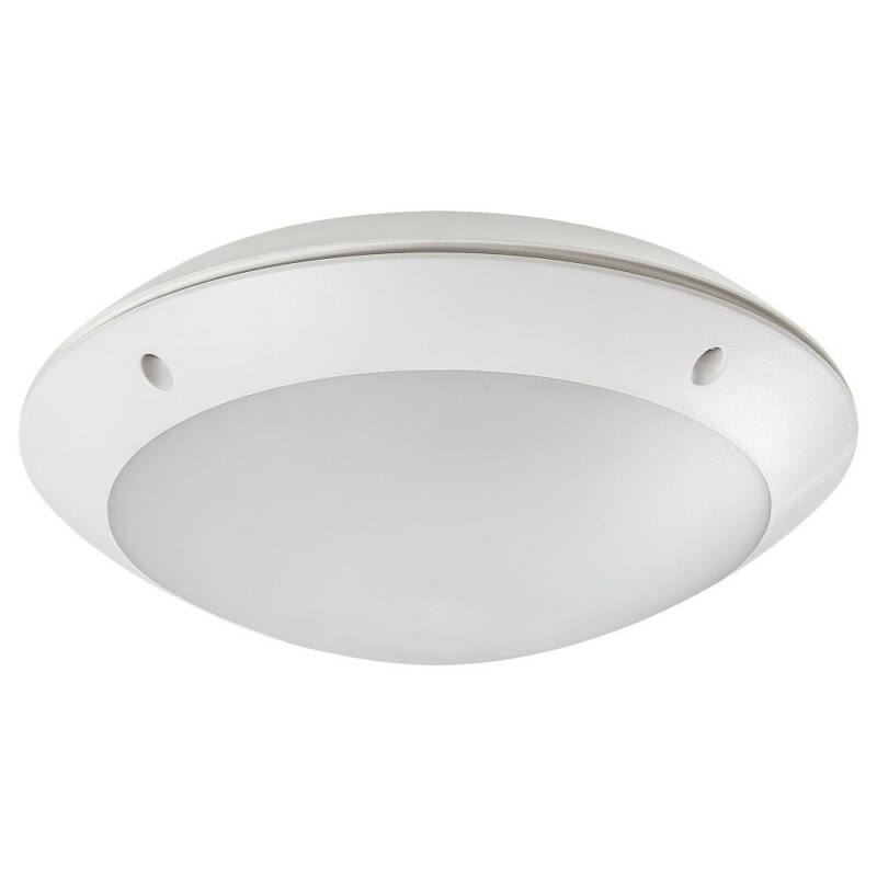 Rábalux Lentil LED 8554 kültéri mennyezeti led lámpa fehér műanyag LED 12 720 lm 4000 K IP54 G