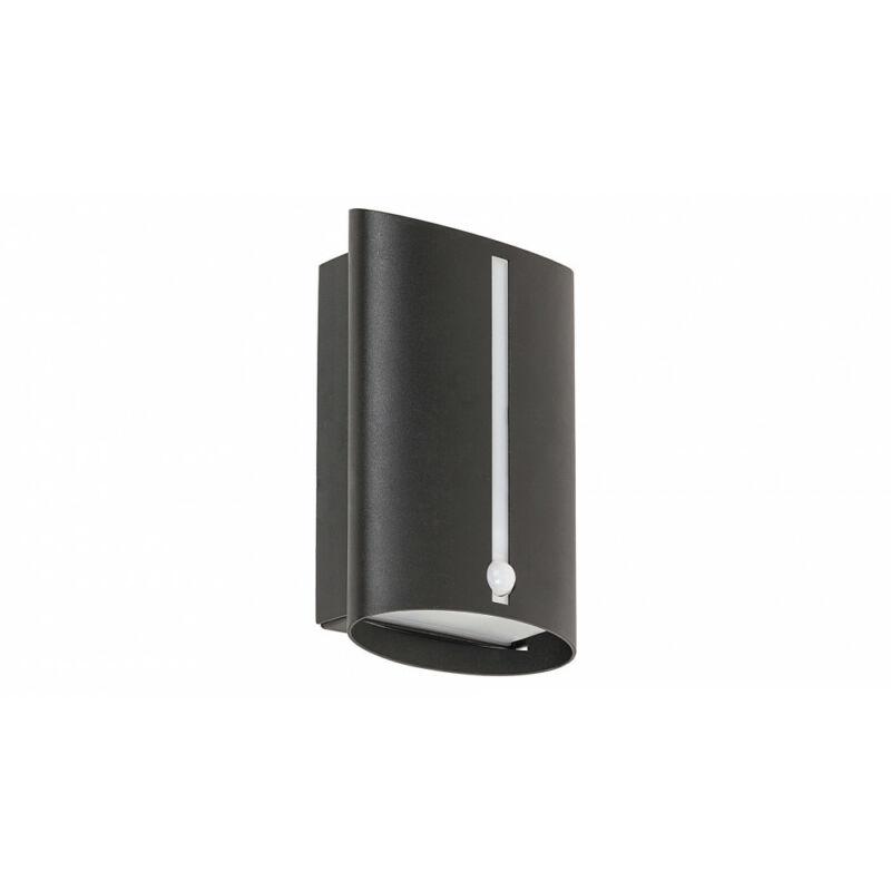 Rábalux Baltimore 8731 kültéri falikar matt fekete alumínium E27 1x MAX 25 E27 1 db IP44