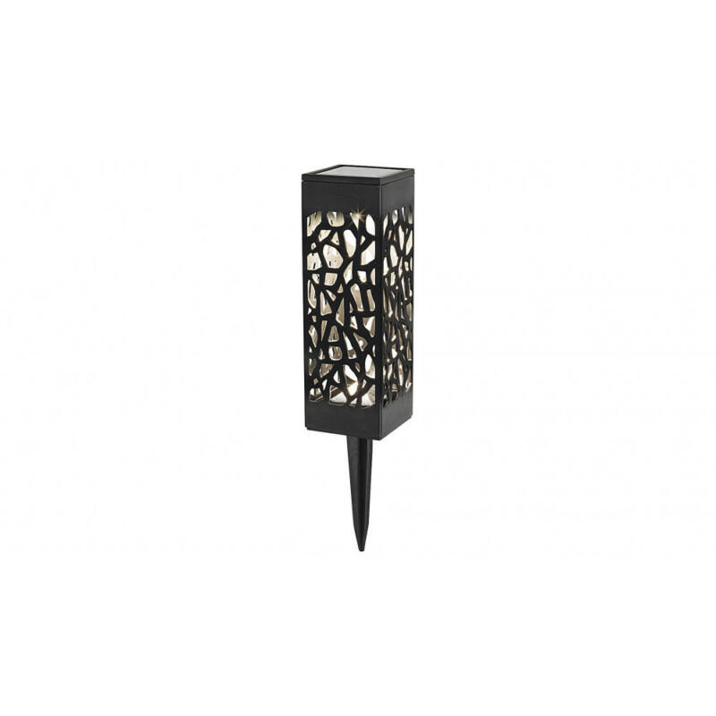 Rábalux Mora 8949 kerti dekoráció fekete műanyag LED 0,16 2 lm 3000 K IP23