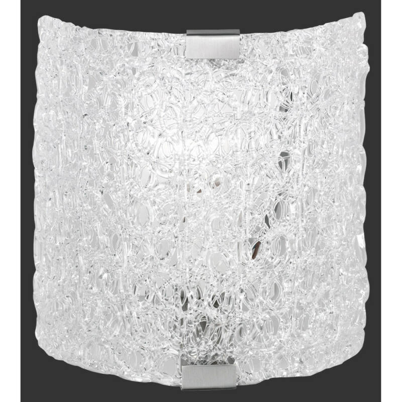 Trio SWEETY 207800100 fali lámpa üveg üveg excl. 1 x E14, max. 40W E14 1 db