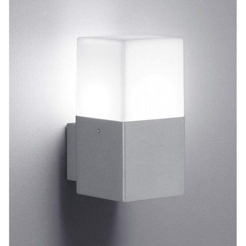 Trio HUDSON 220060187 fali lámpa ezüst alumínium incl. 1 x E14, 4W, 3000K, 320Lm E14 1 db