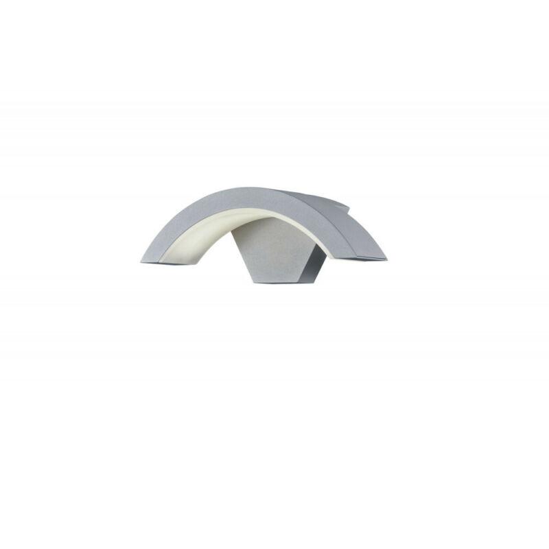 Trio HARLEM 220960187 kültéri fali led lámpa műanyag incl. 1 x SMD, 6W, 3000K, 580Lm LED 1 db 420 lm 2700 K IP54