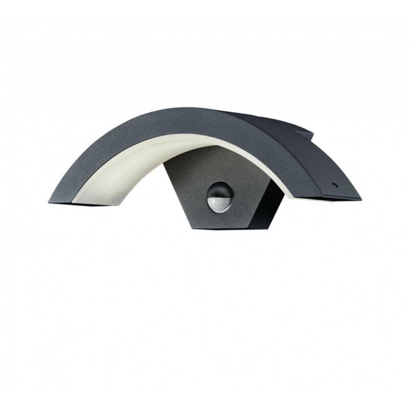 Trio OHIO 220969142 fali lámpa antracit fém incl. 1 x SMD, 6W, 3000K, 580Lm LED 1 db 420 lm 2700 K IP54