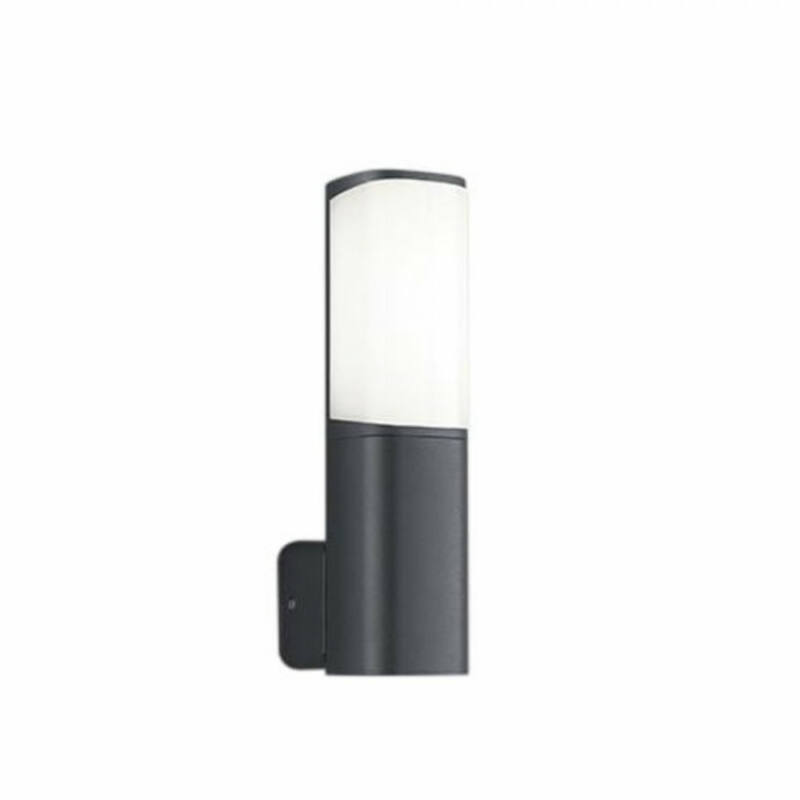 Trio TICINO 221260142 kültéri fali led lámpa antracit alumínium incl. 1 x SMD, 5,5W, 3000K, 550Lm 550 lm 3000 K IP54 A+