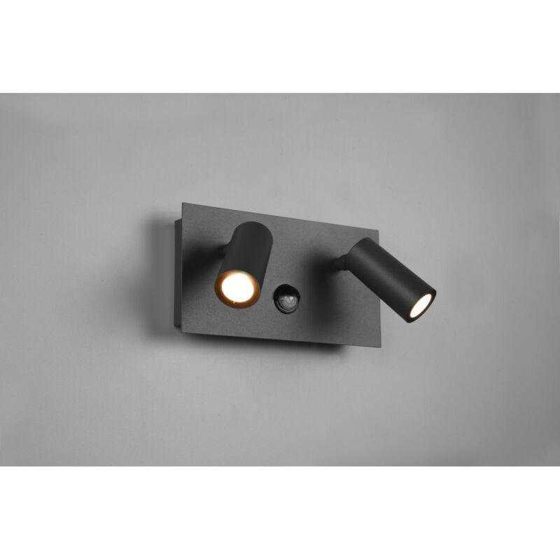 Trio TUNGA 222969242 kültéri fali led lámpa 2 db 1000 lm 3000 K