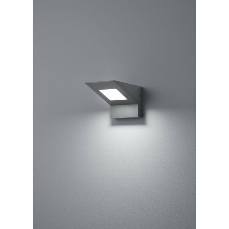 Trio NELSON 225360142 kültéri fali led lámpa incl. 9W LED/ 3000K/ 680Lm