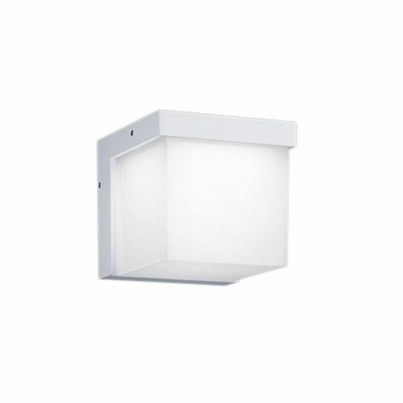 Trio YANGTZE 228260101 fali lámpa fehér alumínium incl. 1 x SMD, 3,5W, 3000K, 330Lm 330 lm 3000 K IP54 A+