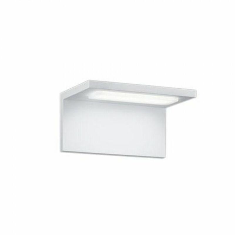 Trio TRAVE 228760101 fali lámpa fehér alumínium incl. 1 x SMD, 6,5W, 3000K, 700Lm 700 lm 3000 K IP54 A+