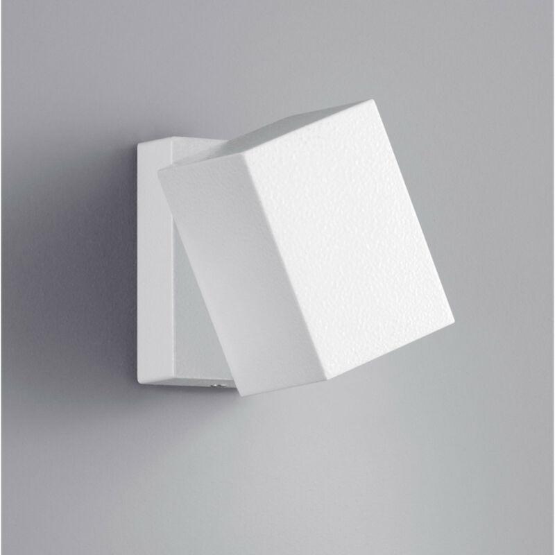 Trio TIBER 229160101 kültéri fali led lámpa fehér alumínium incl. 1 x COB, 3W, 3000K, 210Lm LED 1 db