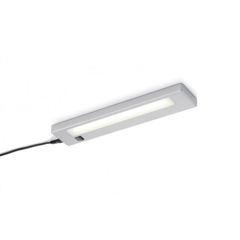 Trio ALINO 272970487 konyhai lámpa titán műanyag incl. 1 x SMD, 4W, 3000K, 350Lm SMD 1 db 350 lm 3000 K IP20