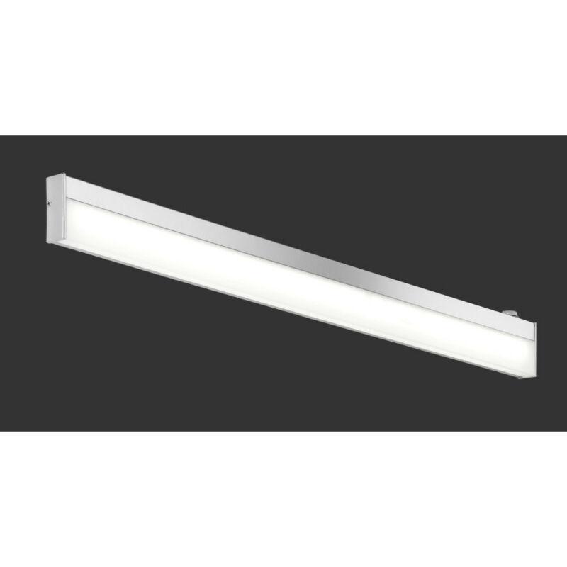 Trio NILO 281770906 fürdőszoba fali lámpa króm fém incl. 1 x SMD, 9W, 3000K, 900Lm LED 1 db 630 lm 2700 K IP44