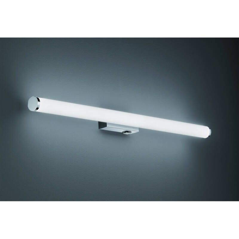 Trio MATTIMO 283270306 fürdőszoba fali lámpa króm fém incl. 1 x SMD, 8,6W, 3000K, 880Lm SMD 1 db 880 lm IP44 A+
