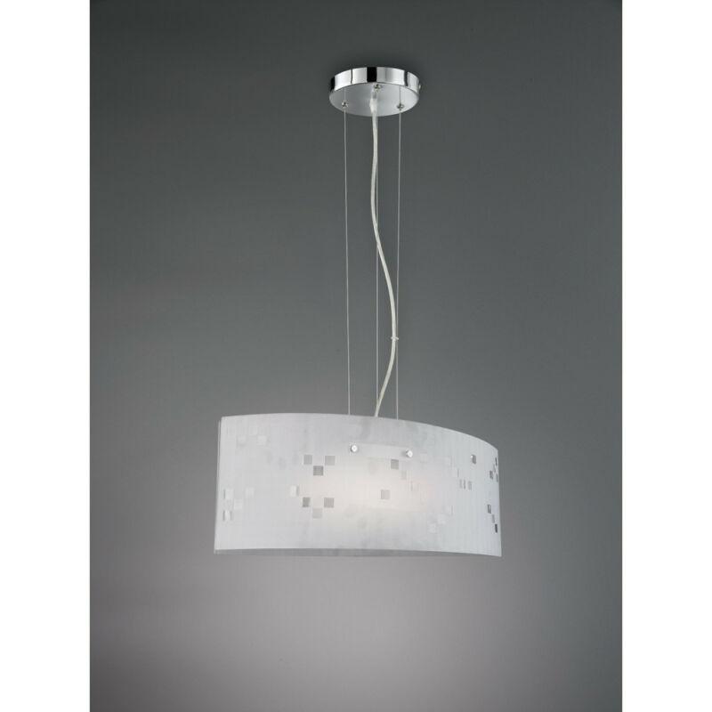 Trio COLINA 300400200 étkező lámpa króm fém excl. 2 x E27 E27 2 db IP20
