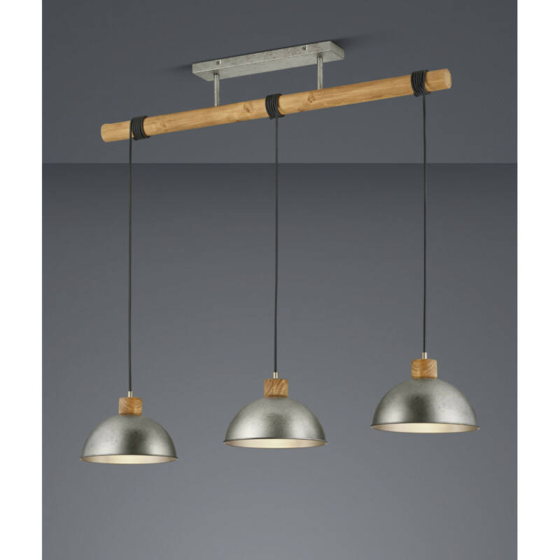 Trio DELHI 303400367 étkező lámpa excl. 3 x E27
