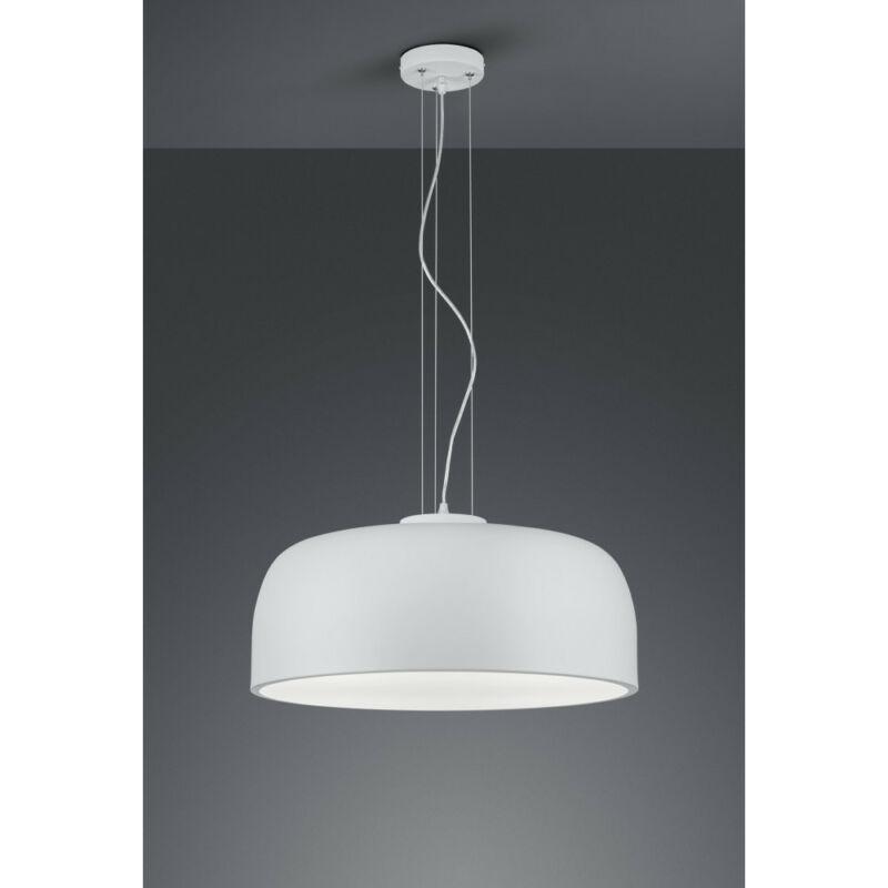 Trio BARON 309800431 étkező lámpa matt fehér fém excl. 4 x E27, max. 40W E27 4 db IP20
