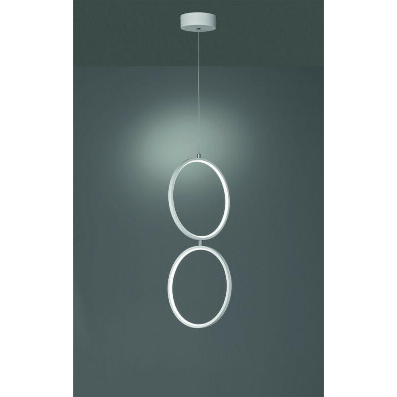 Trio RONDO 322610231 led függeszték incl. 22W LED/ 3000K/ 2200Lm