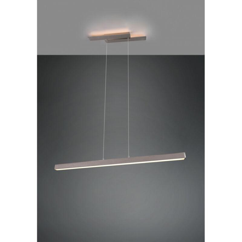 Trio BELFAST 375510407 led függeszték incl. 45+2x9W LED/ 3000K/ 4000+2x900Lm