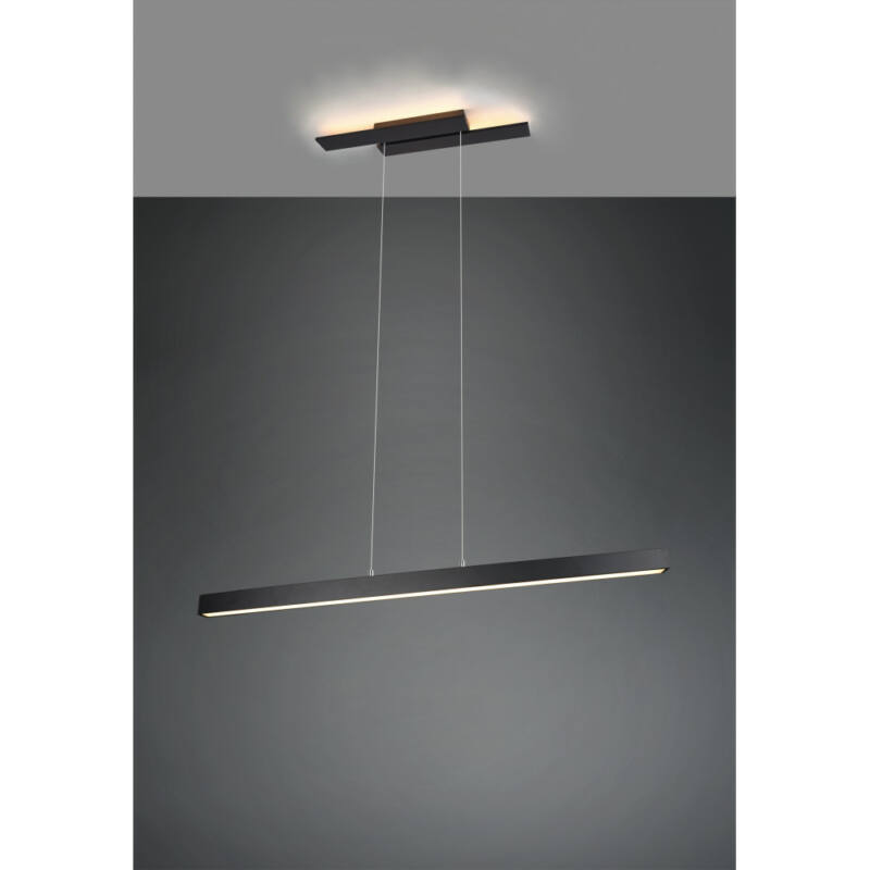 Trio BELFAST 375510432 led függeszték incl. 45+2x9W LED/ 3000K/ 4000+2x900Lm