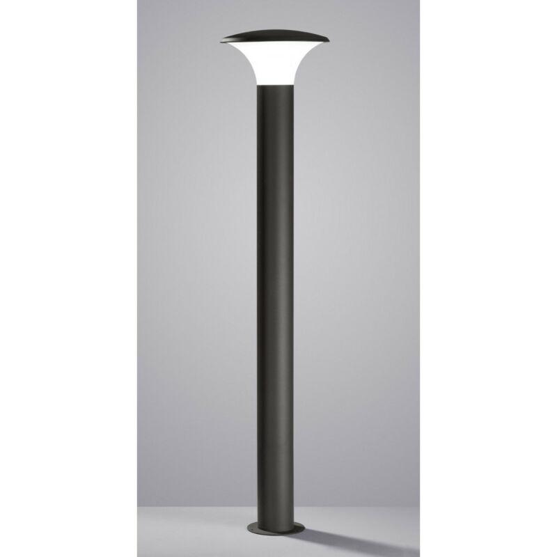 Trio KONGO 420160142 kültéri led állólámpa antracit alumínium incl. 1 x E27, 4W, 3000K, 320Lm E27 1 db