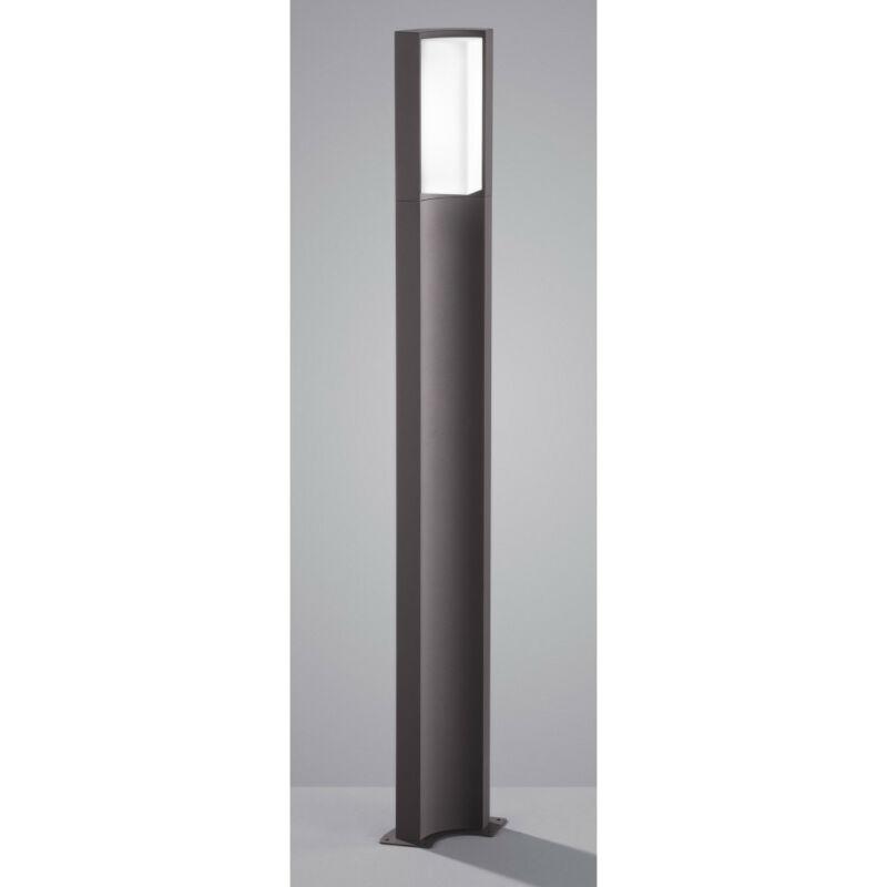 Trio SUEZ 420360142 kültéri led állólámpa antracit alumínium incl. 1 x SMD, 8,5W, 3000K, 1000Lm LED 1 db
