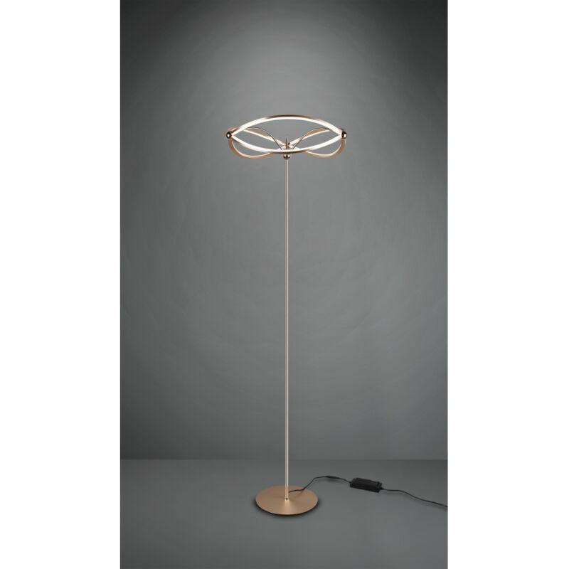 Trio CHARIVARI 421210108 állólámpa incl. 31W LED/ 3000K/ 3700Lm