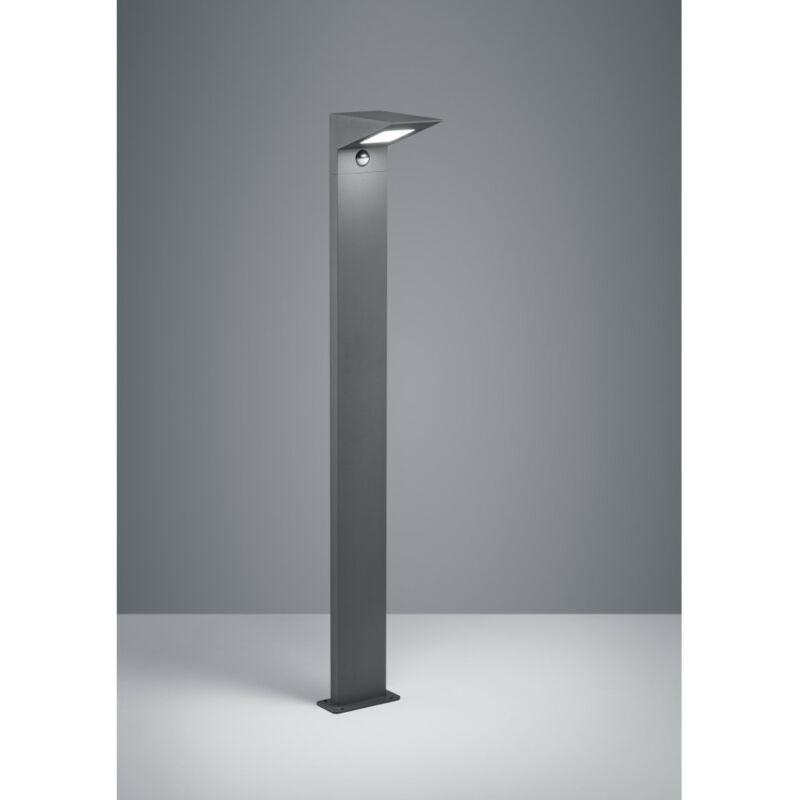 Trio NELSON 425369142 kültéri led állólámpa incl. 9W LED/ 3000K/ 680Lm