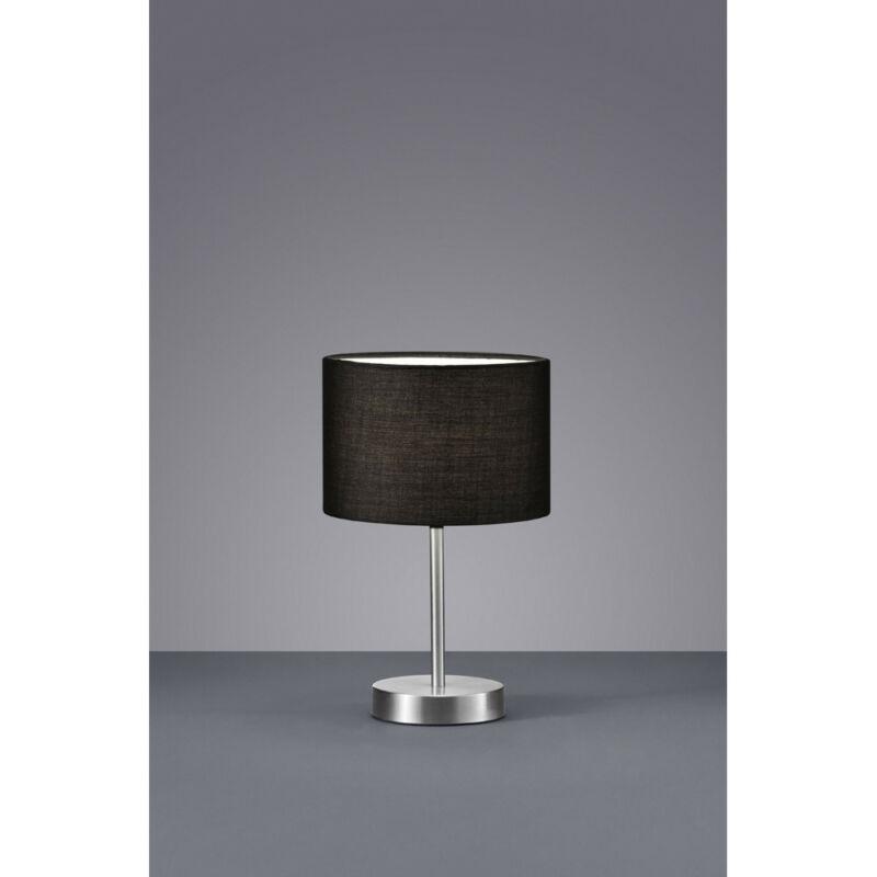 Trio HOTEL 501100102 asztali lámpa nikkel fém excl. 1 x E14, max. 40W E14 1 db IP20