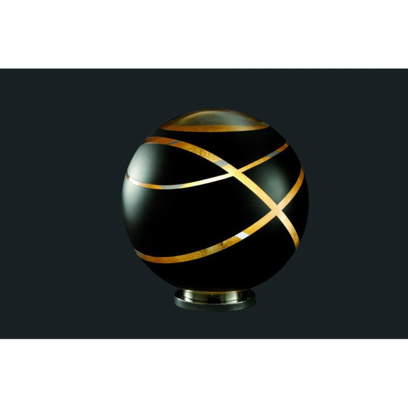 Trio FARO 506190132 hangulatfény matt fekete fém excl. 1 x E27, max. 60W E27 1 db IP20