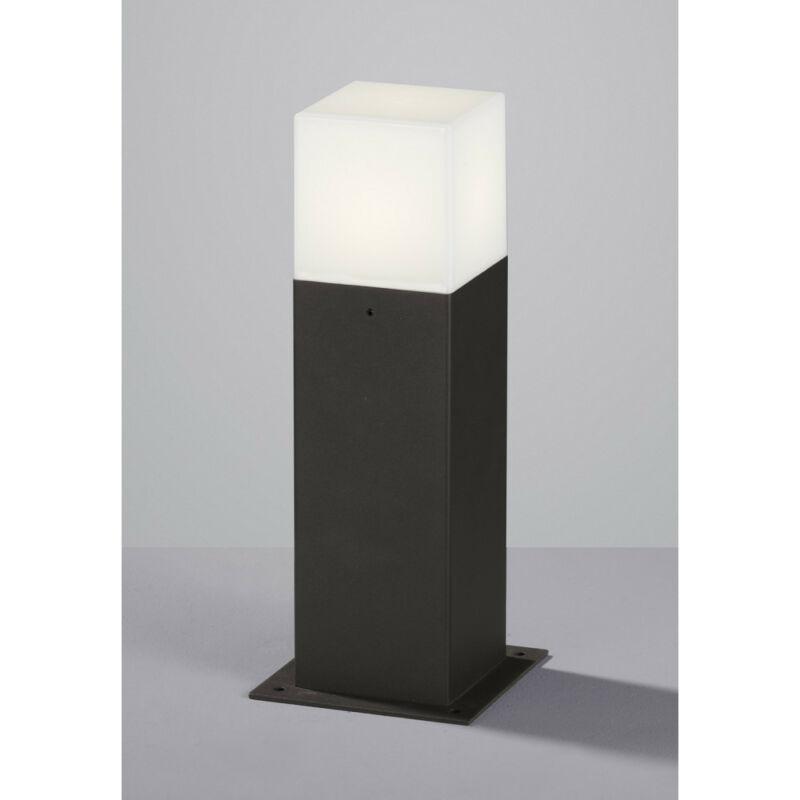 Trio HUDSON 520060142 kültéri led állólámpa antracit alumínium incl. 1 x E14, 4W, 3000K, 320Lm E14 1 db