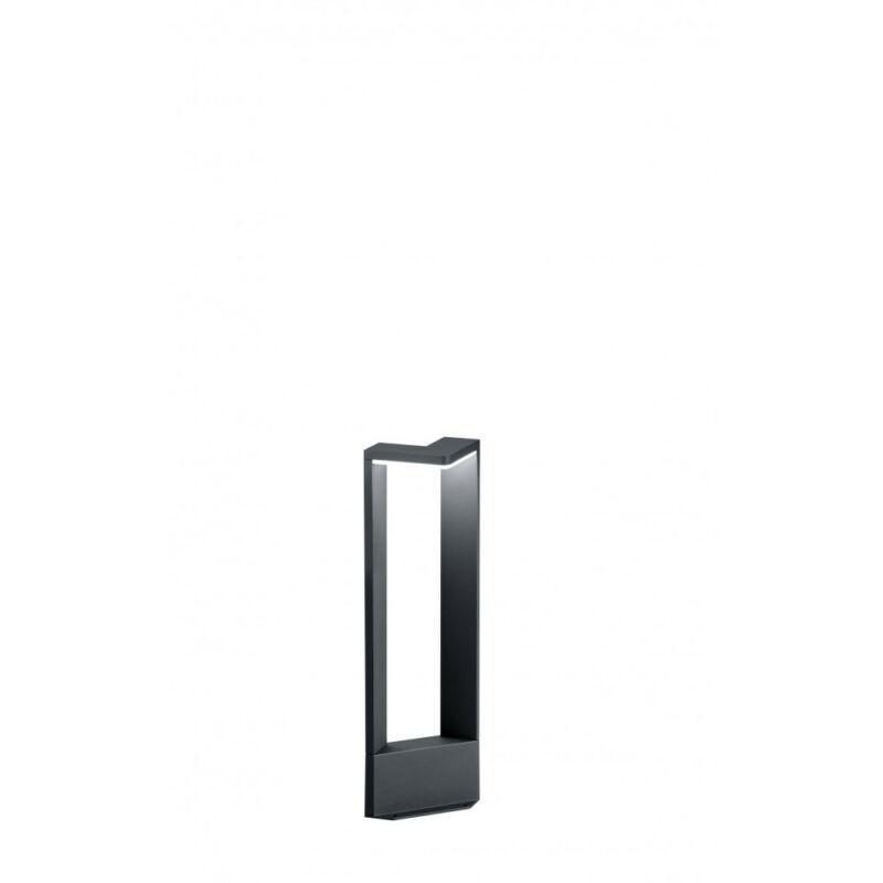 Trio GANGES 521760142 kültéri fali led lámpa antracit fém incl. 1 x SMD, 9W, 3000K, 1000Lm 1000 lm 3000 K IP54 A+
