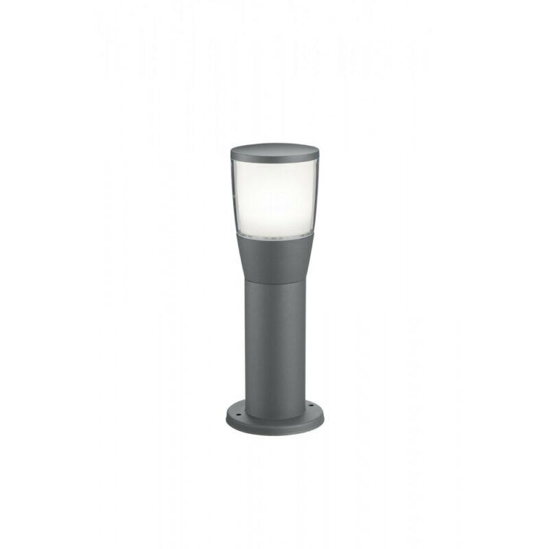 Trio SHANNON 522060142 kültéri led állólámpa antracit alumínium incl. 1 x SMD, 7W, 3000K, 700Lm 700 lm 3000 K IP54 A+