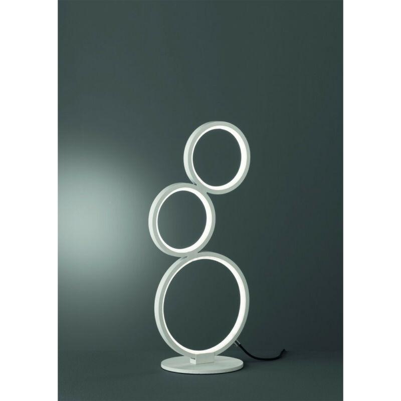 Trio RONDO 522610331 ledes asztali lámpa incl. 14,5W LED/ 3000K/ 1200Lm SMD 1 db 1500 lm 3000 K IP20 A+
