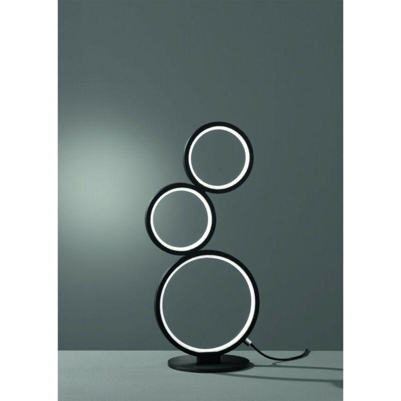 Trio RONDO 522610332 ledes asztali lámpa incl. 14,5W LED/ 3000K/ 1200Lm