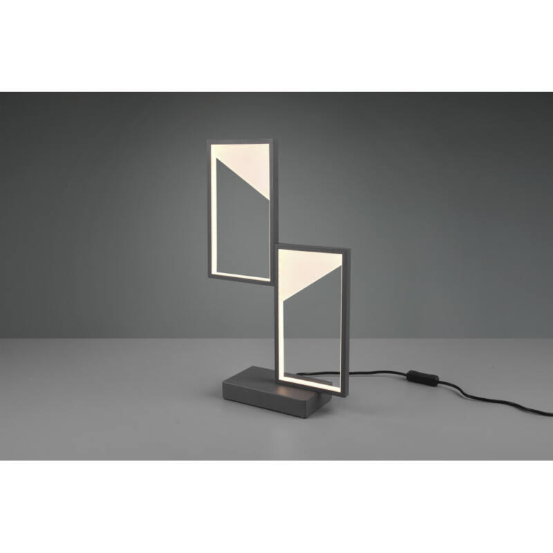 Trio CAFU 523210242 ledes asztali lámpa incl. 13,5W LED/ 3000K/ 1080Lm