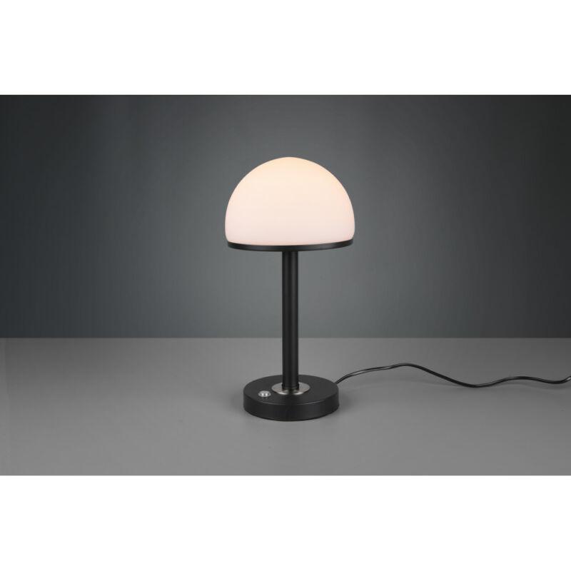 Trio BERLIN 527590132 éjjeli asztali lámpa incl. 4W LED/ 3000K/ 350Lm
