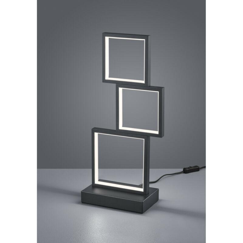 Trio SORRENTO 527710332 ledes asztali lámpa incl. 15W LED/ 3000K/ 1500Lm