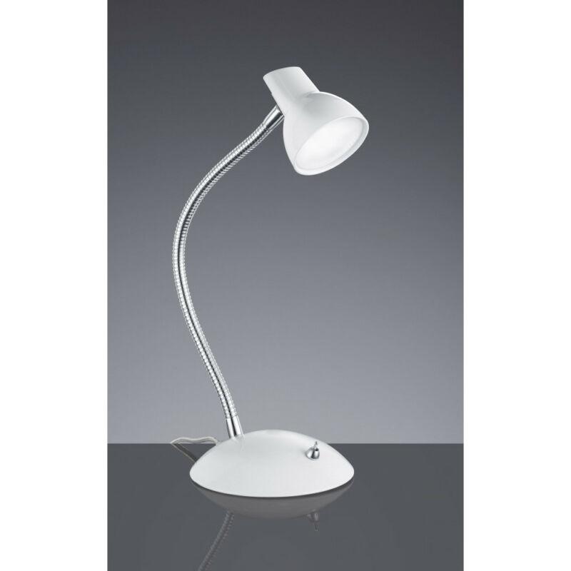 Trio KOLIBRI 527810101 asztali lámpa króm fém incl. 1 x SMD, 4,4W, 3000K, 450Lm 400 lm 2700 K IP20
