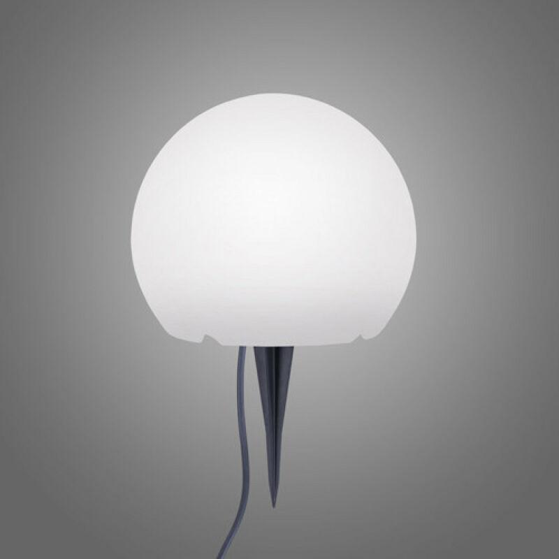 Trio NECTOR 551753001 wiz connected fehér műanyag incl. 12W RGBW-LED/ 3000-5000K/ 600Lm SMD 1 db 600 lm IP44 A+