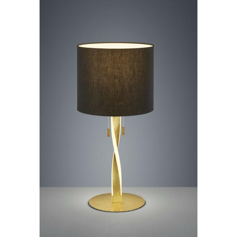 Trio NANDOR 575310379 éjjeli asztali lámpa arany fém incl. 2 x SMD, 3W, 3000K, 300Lm SMD 2 db 300 lm IP20 A+