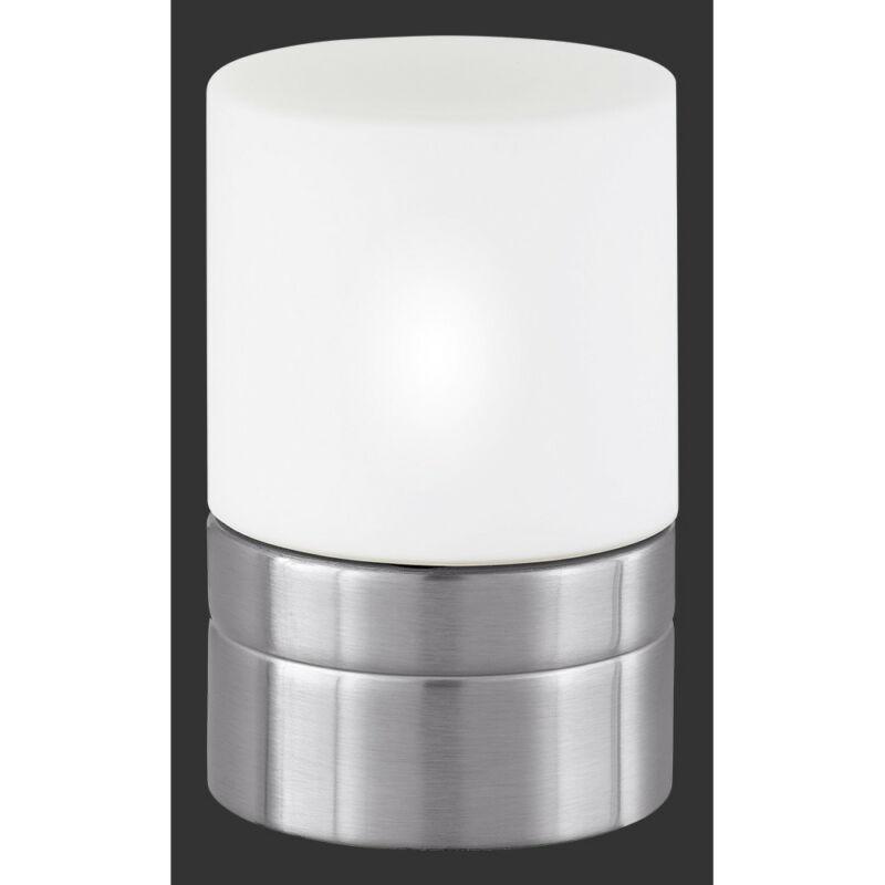 Trio ARY 5908011-07 érintőkapcsolós asztali lámpa fehér excl. 1 x E14, max. 40W E14 1 db