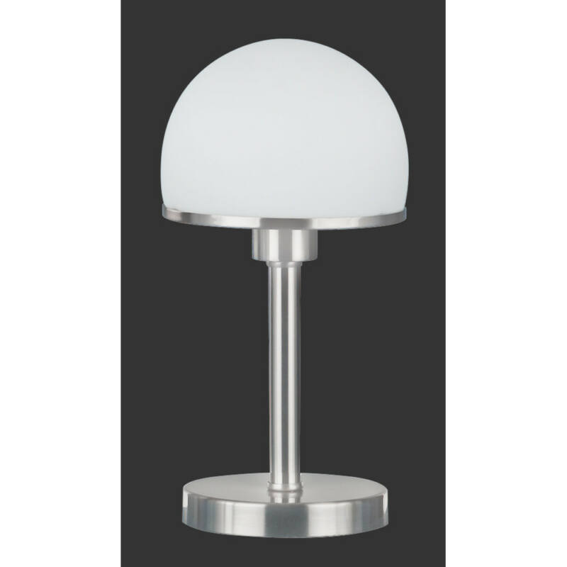Trio JOOST 5922011-07 íróasztal lámpa matt fehér excl. 1 x E27, max. 60W E27 1 db