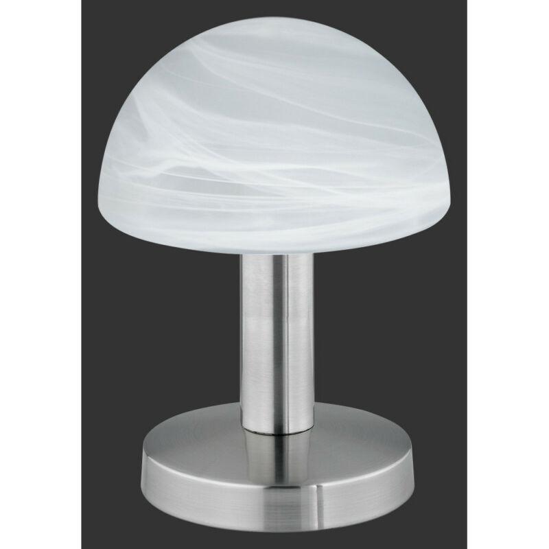 Trio FYNN 599000107 érintőkapcsolós asztali lámpa fehér excl. 1 x E14, max. 40W E14 1 db